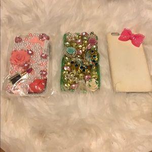Lot of 3 iPhone 6 Plus cases
